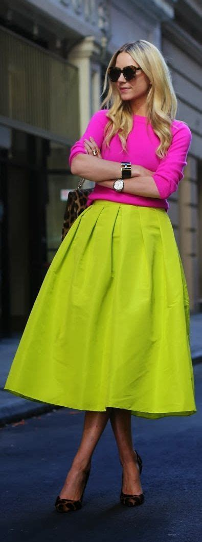 7 Colour Blocking Tips by Ideas De Color Blocking 7 And Fashion