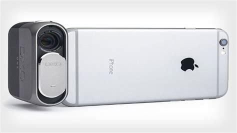 iphone  accessoires dxo  propose  appareil photo de  megapixels pour le smartphone