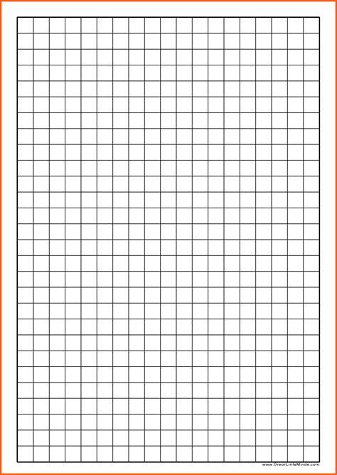 Printable Graph Paper With Header | 9 10 1cm graph paper resumeheader