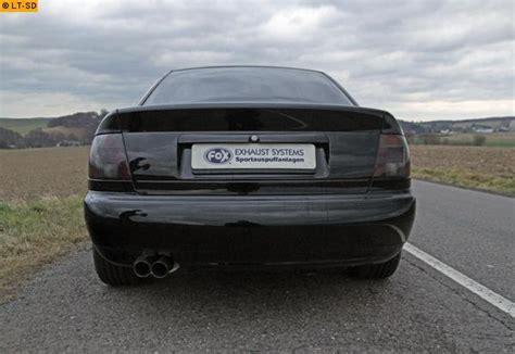 Audi A4 Sportauspuff by Fox Sportauspuff Audi A4 Quattro S4 B5 2 4 2 8 1 9 2 5tdi