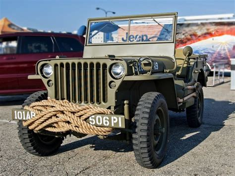 Jeep Wrangler Ww2 17 Best Images About Ww2 Jeeps Modern Pictures On