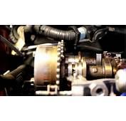 2007 Toyota Corolla Camshaft Problem  YouTube