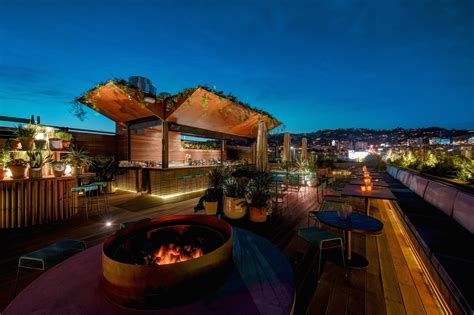 Best Roof Top Bars by Above The Smog 17 Best Rooftop Bars In Los Angeles
