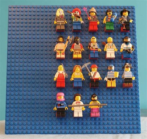 lego bootleg minifigure my legos