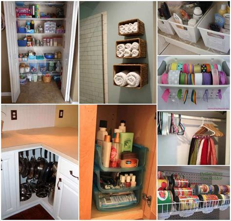 150 clever organization ideas with dollar store items