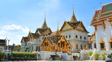 5d Bangkok Pattaya Tour 16 Des 2017 生活達人 klook客路 泰國自由行 曼谷精華半日遊 泰國大皇宮 翡翠佛像曼谷非去不可標誌性景點 暢遊湄南河看曼谷風光