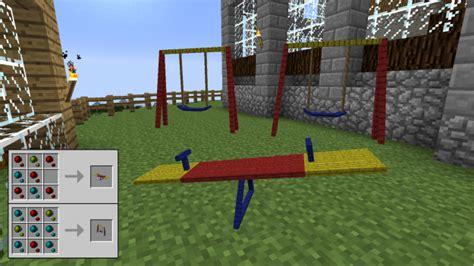 swing time ta decocraft minecraft mods