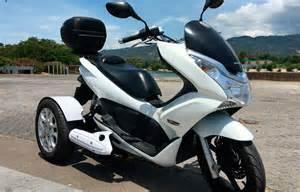 Honda Pcx 150 Honda Pcx 150 Three Wheeled Thai Moto