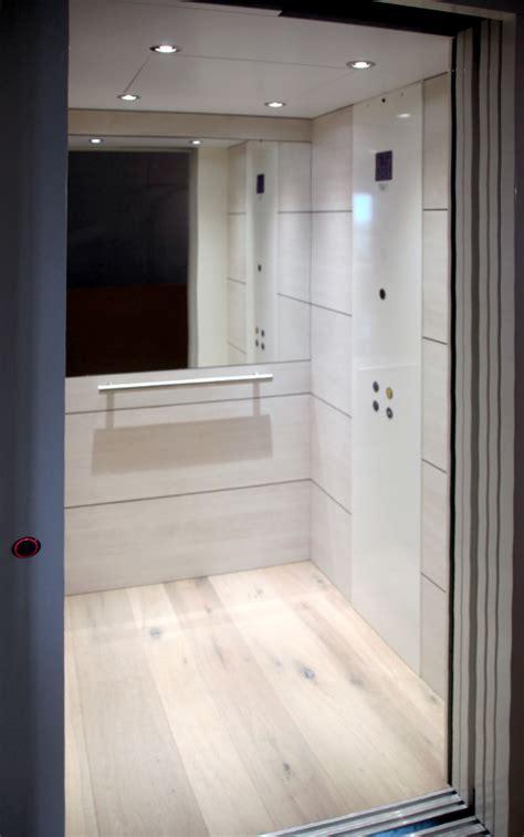 ascensore interno ascensore domestico per disabili a losanna in svizzera
