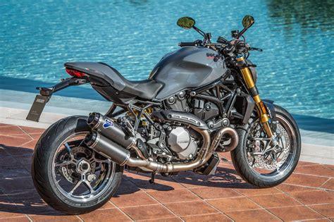 Motorradonline Ducati 1200 Monster by Ducati Monster 1200 S 2017 Motorrad Fotos Motorrad Bilder