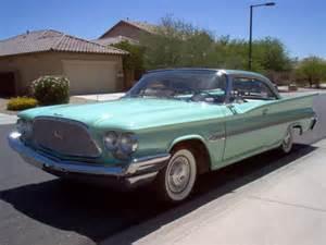 Chrysler Cars For Sale 1960 Chrysler For Sale