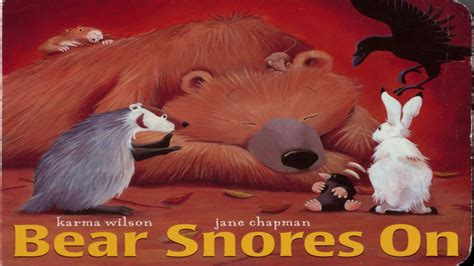 bear snores on 0743462092 77 bear snores on bear snores onand more beary adorable tales on learning with bears