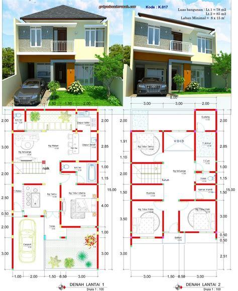 gambar desain rumah 9 x 15 desain rumah minimalis modern 2 lantai jasa desain rumah