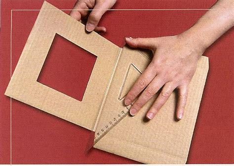 tutoriel encadrement tableau tutoriel fabriquer un petit cadre oriental en carton