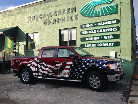 american flag truck flag wrap for trucks autos post