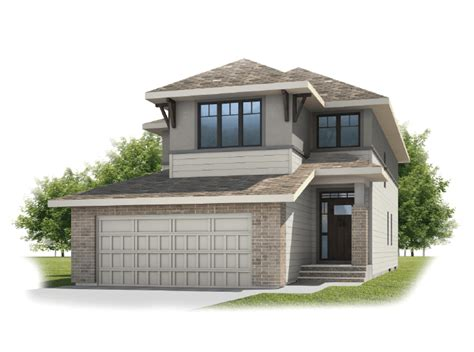 new home model medora in shawnee park calgary by cardel homes