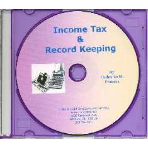 Income Tax Records Income Tax And Record Keeping For Child Care Providers
