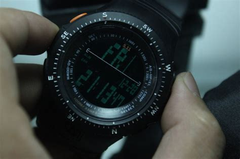 Jam Tangan Tactical 5 11 Black Ops jam tangan 5 11 tactical field ops hitam jam