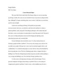 How To Write A Career Essay by Best Photos Of Career Research Essay Outline Career Research Paper Outline Career Research