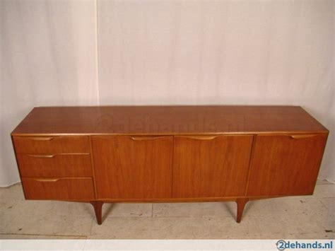 dressoir joan mcintosh retro teak schots dressoir jaren 60 itsthat