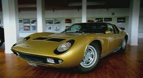 Top Gear Lamborghini Miura Imcdb Org 1969 Lamborghini Miura P400 S In Quot Richard