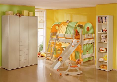 Yellow Childrens Bedroom Yellow Room Design Architecture Interior Design