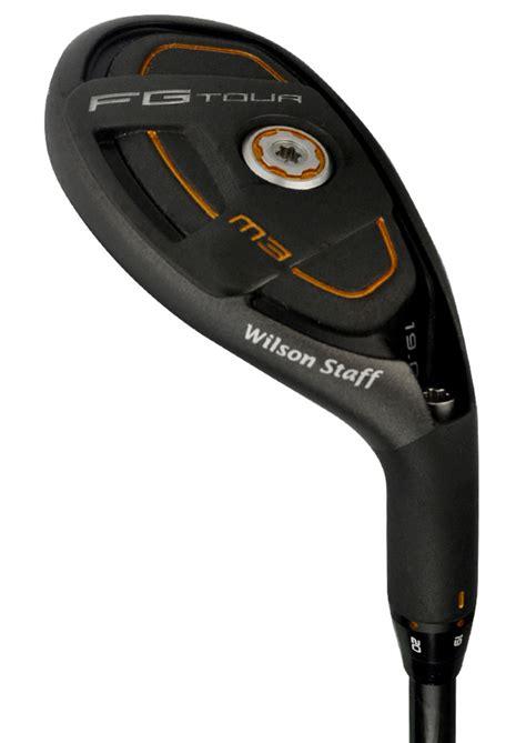 Wilson Golf wilson staff fg tour m3 hybrid by wilson golf golf hybrids