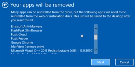 windows not resetting system file system reset and refresh get married in windows 10