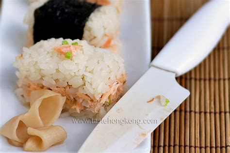 Rolling Sushi Without A Mat by Tweaked Sushi Made Simple Without A Rolling Mat Hong