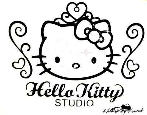 hello kitty coloring pages nerd free coloring pages of hello kitty nerd