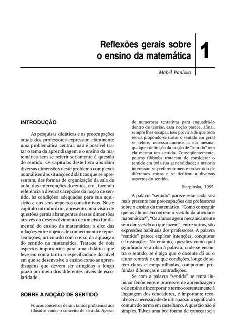 Ensinar Matemática na Educação Infantil