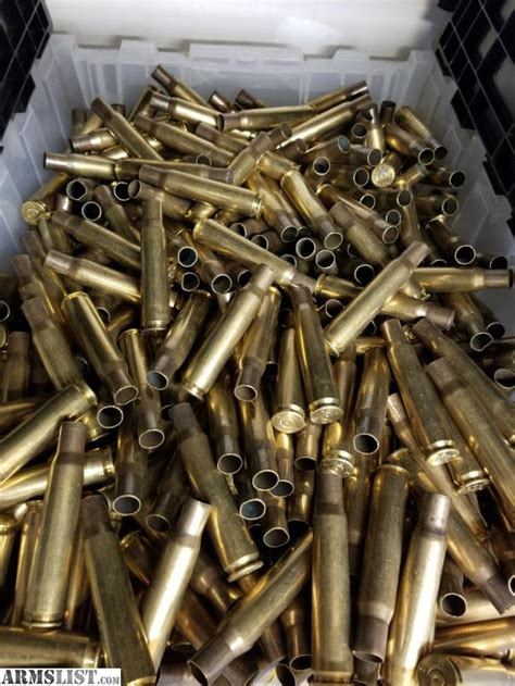 50 bmg brass once fired armslist for sale lake city 50 bmg once fired brass