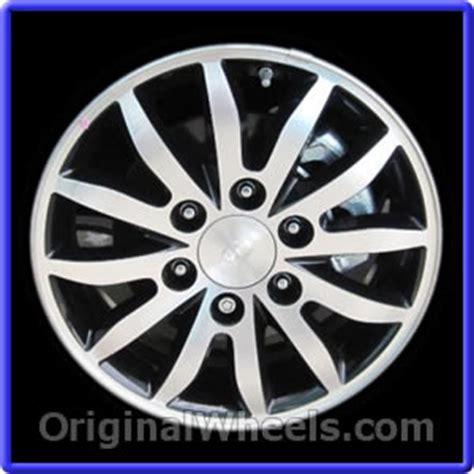 Kia Sedona 2006 Tire Size 2012 Kia Sedona Rims 2012 Kia Sedona Wheels At