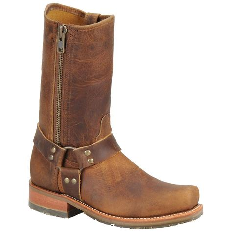 Men's Double H Boots® ICE? Harness Boots with Zipper