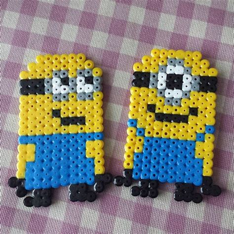 minion melty 1000 images about hama on perler