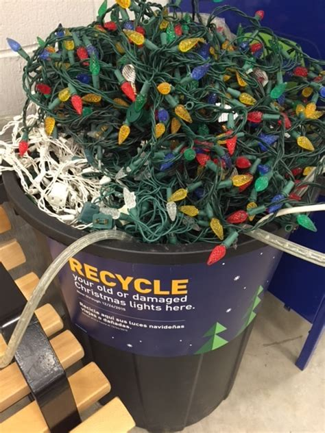 can you recycle christmas lights where to recycle christmas lights in indianapolis