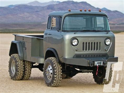 Jeep Coe Coe Jeep 1 Ton 4x4 Roading Posts And