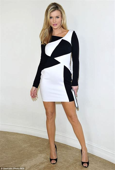 Mini Dress Lucu Real Pic real of miami s joanna krupa in mini dress for partying in la daily mail
