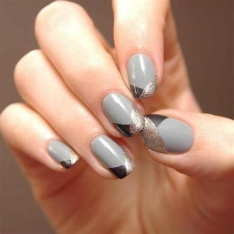 Modele Deco Ongle Simple by Idees Ongles Gel Hiver