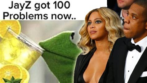 Jay Z 100 Problems Meme - jay z got 100 problems now beyonce s lemonade has