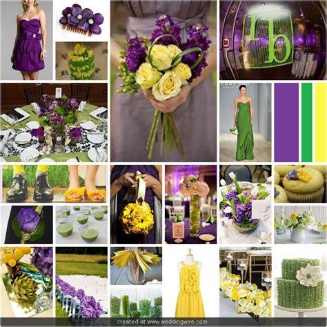 green and purple l shade purple and green weddings wedding inspirations purple