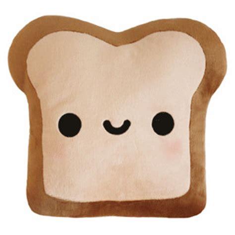 Plush Pillows by Plush Plush Toast Pillow Sided Polyvore
