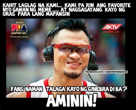 Pba Memes - barangay ginebra good bye for pba season 2014 pinoy
