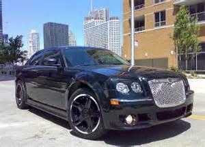 300c Bentley Carscoop Chrysler 300c Bentley Rolls Royce Derivatives