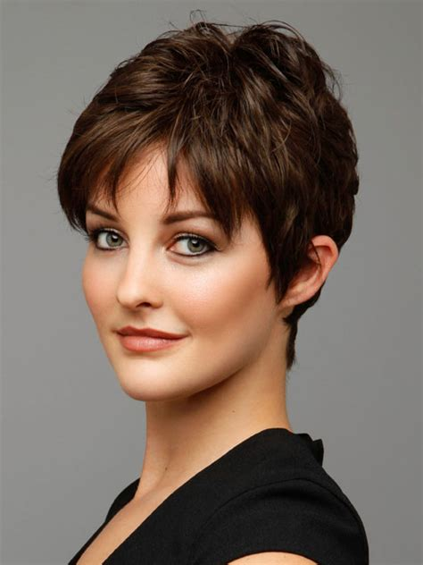 gamine haircut photos pictures of gamine haircuts short and sleek gamine cut