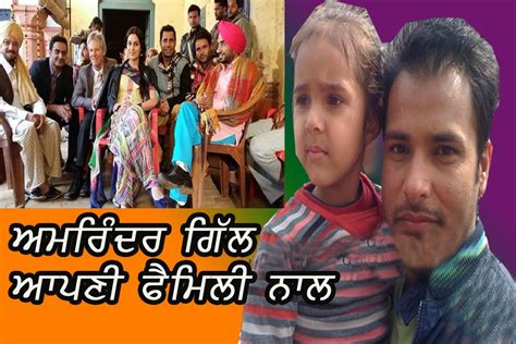 amrinder gill marriage photos with his wife galleryhipcom the amrinder gill with family father mother amrinder
