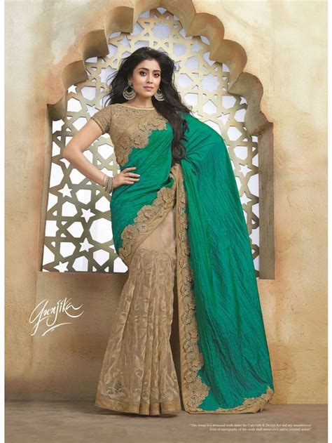 latest half sarees designs 2016 25 best ideas about bridal sarees online on pinterest