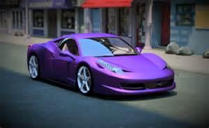 458 Italia Purple Ndg 458 P By Generalbillings On Deviantart