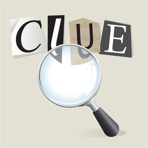 secret clues get a clue three types of clues in your mystery