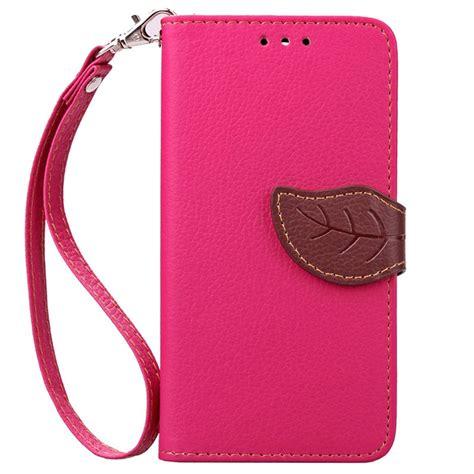 Leaf Wallet Pink samsung galaxy j7 2016 leaf wallet pink